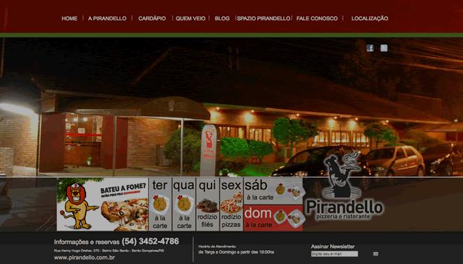 Pizzeria e Ristorante Pirandello